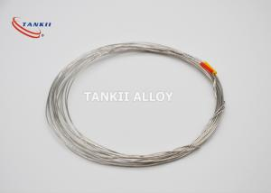 China IEC584 R Type Thermocouple Bare Wire Dia 0.04mm For Measuring 1700 Degree wholesale