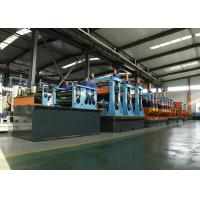 Buy cheap High Frequency Welded Pipe Making Machine Max 50m/Min Speed CE BV Standard from wholesalers