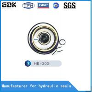 China HB -30G Furukawa Breaker Seal Kit Hydraulic Hammer Standard Customized Size on sale