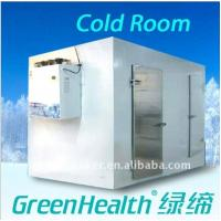 Quality Dairy / Butchery Detachable Cold Storage Room 0 - 10 °C With Fin Type Evaporate for sale