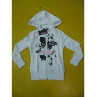 China Personalized Fench Terry Ladies Zip Up Hoodies Girls Zip Front Hoodie Casual Wear wholesale