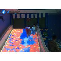 China Indoor Interactive Projector Games Slide Playground For Kids 3.0×2.2m 220V wholesale