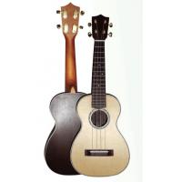 China 23inch Solid Wood Hawaii Guitar Ukulele with Nato neck UK088-23S wholesale