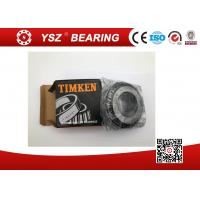 China JW6049 / JW6010 Single Row Tapered Roller Bearings P5 60x125x37 MM Size on sale