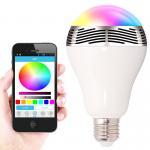 China bluetooth smart led bulb wholesale