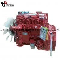 Buy cheap Cummings Truck Usage Turbocharged Diesel Engine ISDe180 30 (136KW/180HP ) from wholesalers