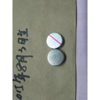 China strong n48 rare earth disc magnet 1 inch x 1/8 inch wholesale