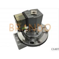 China CA45T Dust Collector Valve With Threaded Ports / G1 1/2'' Air Cylinder Valve wholesale