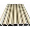 China ASTM B861 Seamless Titanium Pipe Grade 12 / Titanium Alloy Pipe B861 wholesale