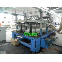 China Automatic Double Wall Corrugated Pipe Production Line , Hdpe Pipe Extrusion Machine on sale