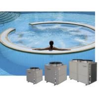 Buy cheap Commercial Hot Water Heat Pump From 7KW - 82KW High COP Air Source Heat Pump from wholesalers