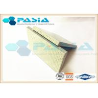 China Clean Room Honeycomb Composite Panels PVDF Powder Coated Abrasion Resistance on sale