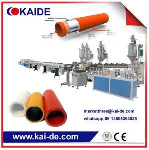China PEX AL PEX pipe extrusion machine supplier from China wholesale