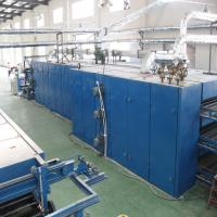 China Auto Thermal Bonding Machine Padding Mattress Production Nowoven Drying Oven on sale