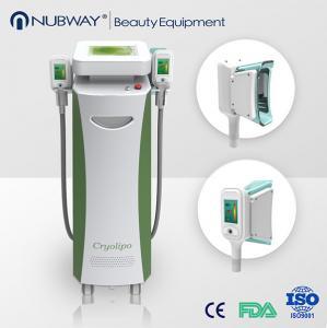 China 2016 beauty supplier multifunctional vacuum laser cryolipolysis cavitation machine wholesale