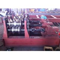 China Bending Machine For W Beam Highway Guardrail Roll Forming Machine wholesale