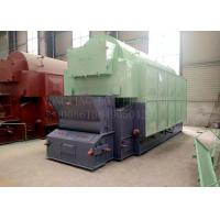 China Special Steel Biomass Wood Boiler Chain Grate Stoker Boiler Run Smoothly on sale