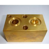 China china CNC Turned Parts for Brass Pneumatic Hydraulic Accessories manufacturer wholesale