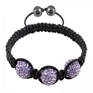 China Crystal Bangle Bracelets CJ-B-143 wholesale