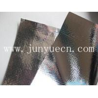 China Double side foil  Woven Fabric-radiant barrier sarking  1.2MX100M wholesale