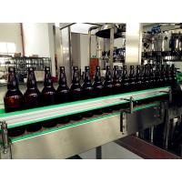 China 3000BPH Glass Bottle Filling Machine wholesale