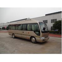 China Enclosed Sightseeing Electric Minibus , Coaster Type Mini Electric Powered Vans wholesale