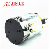 China Series Wound Direct Drive Motor 24V High Torque Copper Coil IE4 Efficiency wholesale