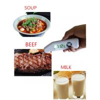 China Folding Kitchen Digital Food Thermometer IP67 High Accuracy Instant Read wholesale
