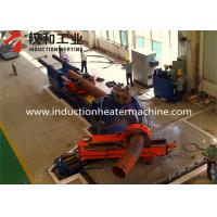 Buy cheap Automatic Pipe Bending Machine with 1050℃ Induction Heating Temperature WGYC325 product