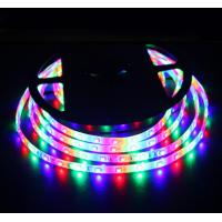 Buy cheap RGB with IC Low Voltage Led Strip Light  30 LED / M Super Bright 7.2W /  M For  Steps product