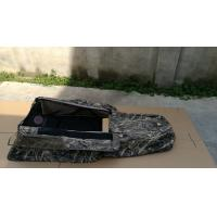 China Folding Camo Portable Hunting Blinds With Solid Aluminum Frame Goose Layout Blind wholesale