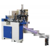 China Fully Automatic Paper Box Making Machine Energy Saving 55 - 60 PCS/min wholesale