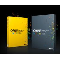 Quality Microsoft Office 2011 Home and Business for Mac- for Mac online activation - for sale