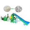 China 150kw PP HDPE Plastic Bottle Crushing And Washing Machine 304 Stainless Steel wholesale