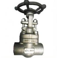 China Rising Stem BB Carbon Steel Gate Valve F304 F316 BS 5352 ASME B16.34 on sale