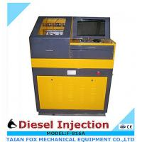 China F-816A Common Rail Injector Test Bench(3KW/380V/3PHASE),glass tube shows injection volume wholesale