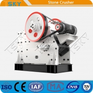 China Jaw Stone Crusher Machine PET 600×900 55KW 90tph wholesale