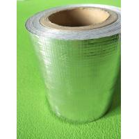 China Vapour Barrier  Single side Woven Fabric-radiant barrier 1.2MX1000M wholesale