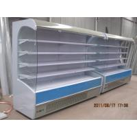 China 3m Dynamic Fan / Evaporator Open Multideck Open Chiller for Factory wholesale