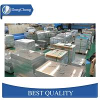 China High Tensile Strength 6063 T6 Aluminum Alloy Plate Corrosion Resistance For Boat on sale