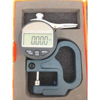 China Gray color Dial thickness gauge 0~12.7mm / 0.5''  0.001mm/0.00005'' wholesale
