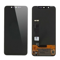 China Mi8 6.21 Inch Black Xiaomi LCD Screen Touch Digitizer Assembly wholesale