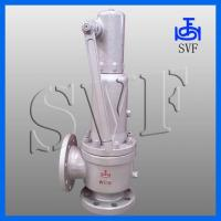 China Safety Valve/Pressure Relief Valve (Sealed, Spring Loaded, Full List, with Lever) on sale