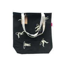 China Long Strap Shoulder Travel Tote Bags For Women Reuseable Organic For Daily wholesale