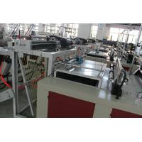 China Professional Express Bag Making Machine , Plastic Pouch Making Equipment 700kg wholesale