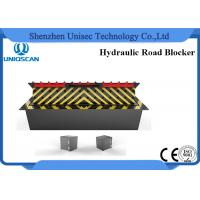 China Automatic Parking Hydraulic Road Blocker For Vehicle Control Access on sale