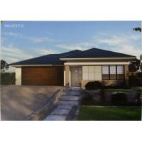 China 4 Bedroom Modern Prefab Bungalow Homes Modular Light Gauge Steel Structure wholesale
