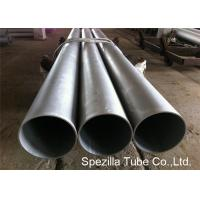China Custom Seamless Heavy Wall stainless steel tube pipe  ASTM A312 TP316L Corrosion Resistance on sale