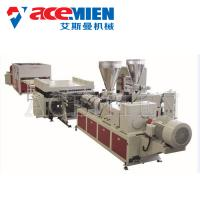 China PVC Foam Board Production Line , Foam Board Production Line  Furniture Foam Board wholesale
