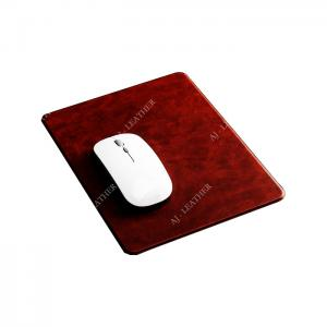 China Brown Genuine Leather 245mm  Office Stationery Holder wholesale